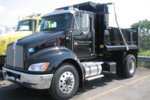 Esker-Lee Small Deliveries Truck
